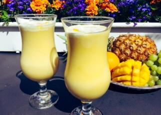 Mango lassi - Jogurtoví Nápoj