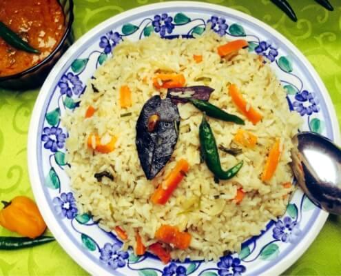 Rýže Ghee